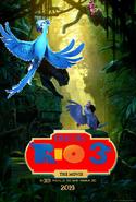 Rio 2 brazillian poster