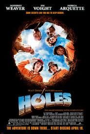 Holes movie poster 1