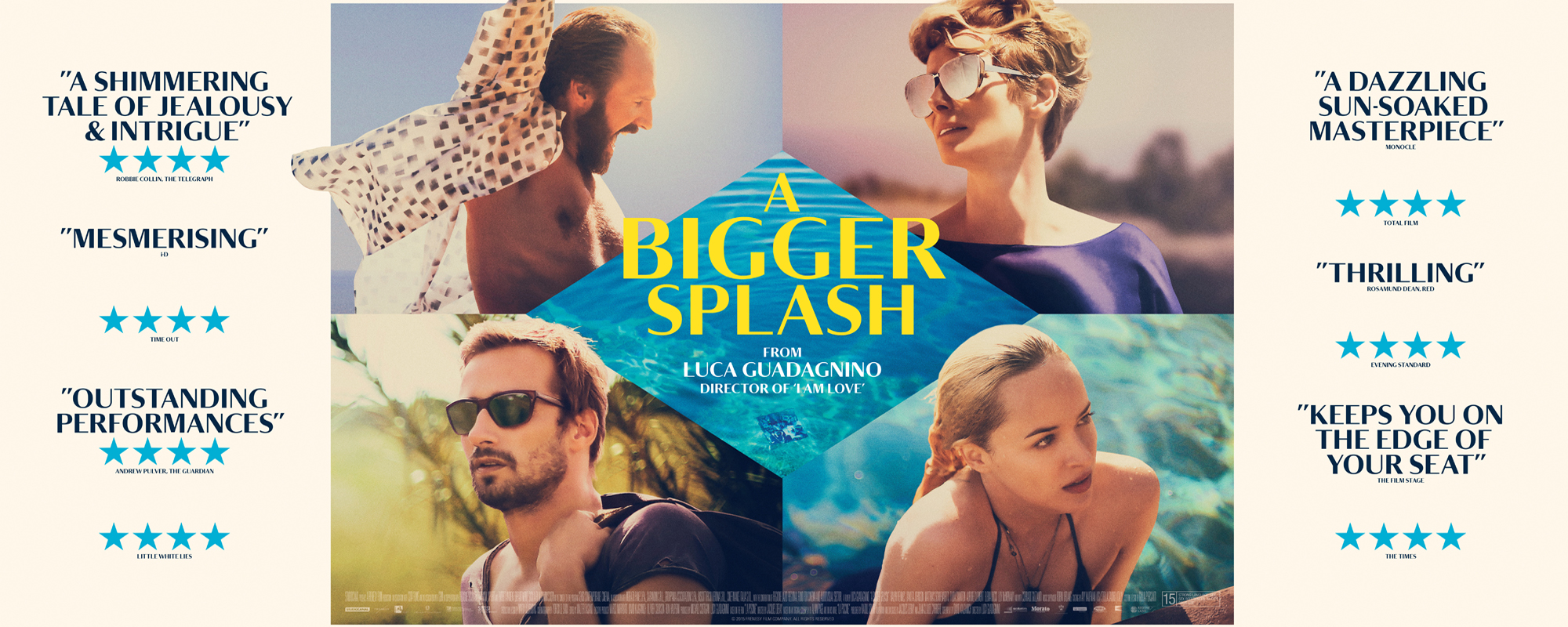 A bigger splash benutzer kritik moviepedia wiki fandom for Film a bigger splash