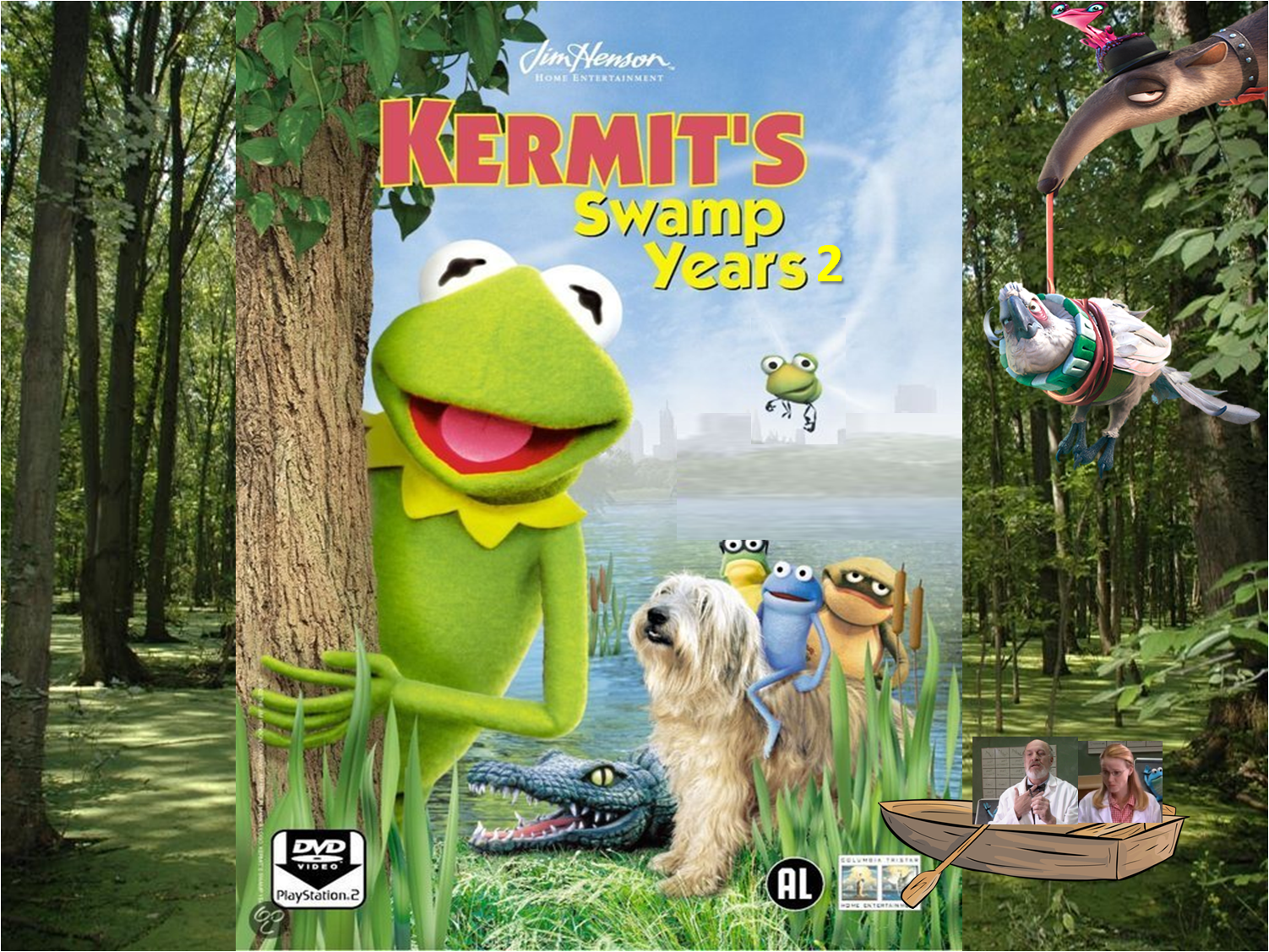 Image Kermit S Swamp Years 2 Soundtrack Png Moviepedia