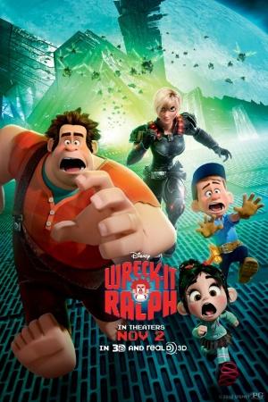 File:Wreck-It Ralph poster 2.jpg