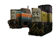 Den and Dart from Thomas