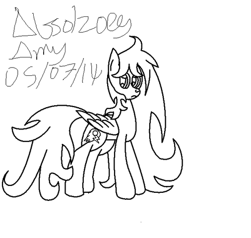 File:AbsolzoeyPonyLineart.PNG