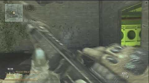 Modern Warfare 2 L86 LSW