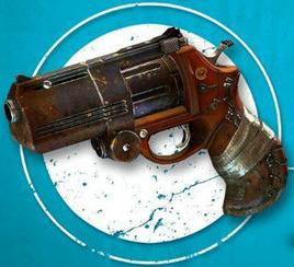 Caesar Revolver