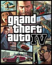 GTA 4 cover