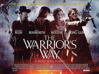 Warriors way ver7 xlg
