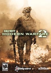 Modern Warfare 2 cover