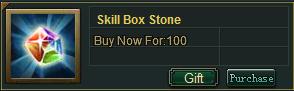 SkillBoxStone