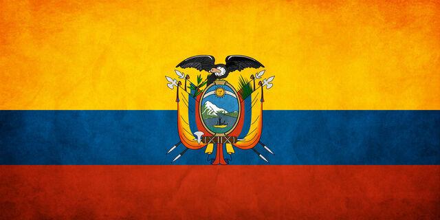 File:Ecuador Grunge Flag by think0.jpg