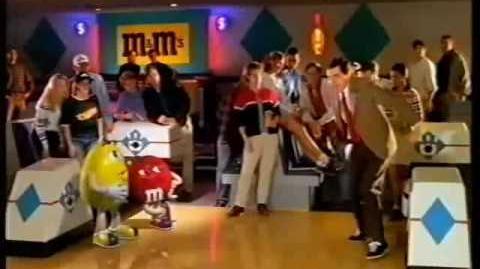 M&M's - Mr. Bean (1997, British)