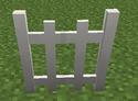 Fence-(White)