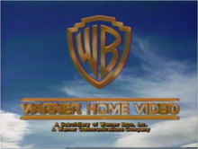 Warner Home Video 1986