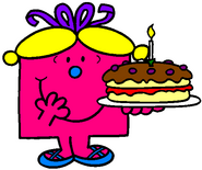 Little Miss Birthday 3A