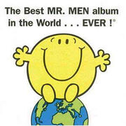 TheBestMrMenAlbumInTheWorldEver cover