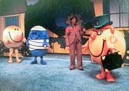 The Mr. Men Musical (Rare Photo 1985)