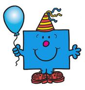 Mr Birthday 2A