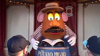 Mr. Potato Head sings a song!