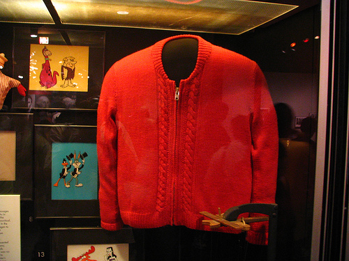 File:Mr. Rogers' sweater.jpg