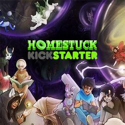 Рекламное изображение для Kickstarter, целиком доступное в виде плаката за определенное пожертвование.