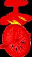 Rocketunicycle