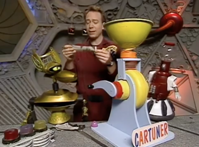 File:MST3k Manos- Joel and crew invention exchange is The Cartuner.png
