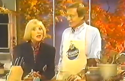 File:MST3k- Beverly Garland co-hosting Turkey Day '94.jpg