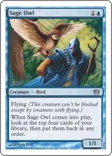 Sage Owl 8ED