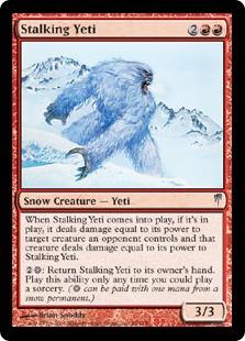 Stalking Yeti CSP