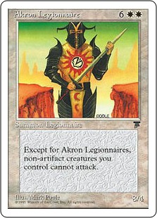 Akron Legionnaire CHR