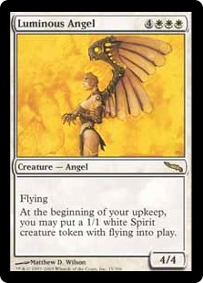 Luminous Angel - MTG