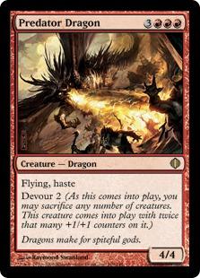 Predator Dragon ALA