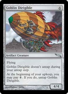 Goblin Dirigible MRD