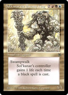 Sol'kanar the Swamp King LE