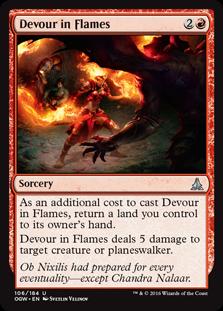 Devour in Flames OGW
