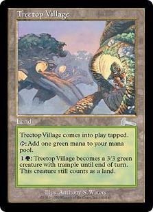 Treetop Village GU