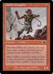 Goblin Grappler LGN