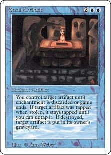 Steal Artifact 3E