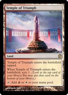 Temple of Triumph THS