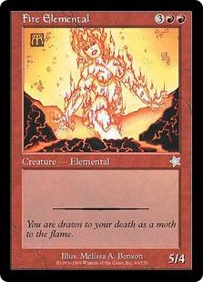 Fire Elemental P3