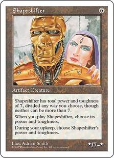 Shapeshifter 5E