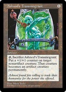 Ashnod's Transmogrant MED
