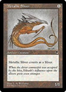Metallicsliver