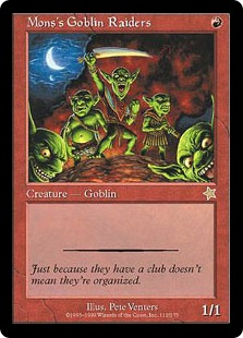 Mons's Goblin Raiders P3