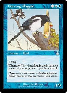 Thieving Magpie CG