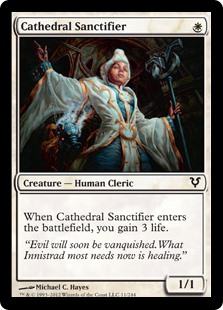 Cathedral Sanctifier AR