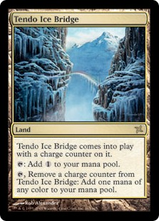 Tendo Ice Bridge BOK