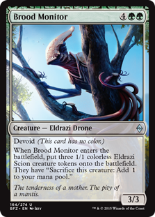 Brood Monitor BFZ