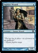 Fugitive Wizard 10E