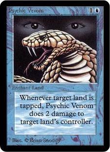 Psychic Venom 1E